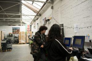 De prácticas en Dublín